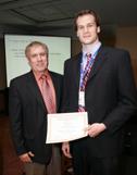 Robert V. Weaver Wins Caulk/Dentsply Award
