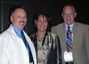 Abu-Hanna, Davis, Ottenga, Weinstein Honored at CEREC White Coat Ceremony