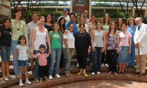 2008 Summer Learning Program participants