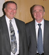 Dr. Kenneth Anusavice and Dr. Antoni P. Tomsia