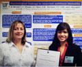 Dr. Lorena Baccaglini, left, and Giselle Serrano